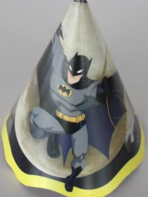 Chapeu Aniversario Batman (08 unid.)