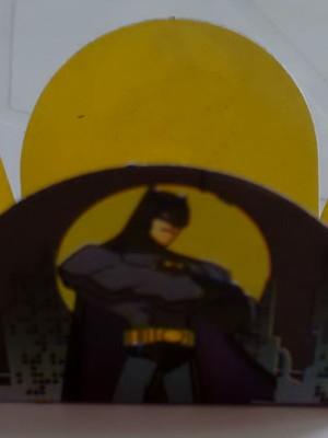 Forminha Batman (48 forminhas)