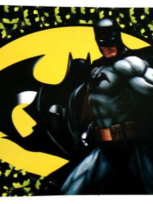 Tampa Marmitinha Batman (10 unid.)