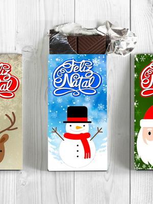 Arquivo silhouette Caixas para barra de chocolates
