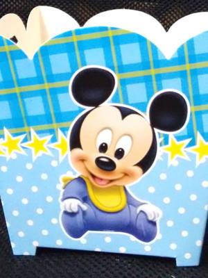 Cachepot Mickey Baby (01 un)