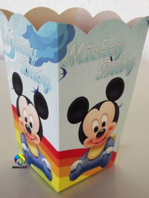 Cachepot Pipofest Mickey Baby (01 un)