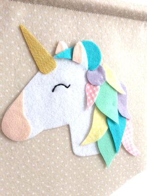Flamula de Unicornio