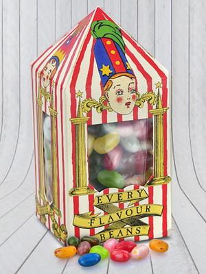 Arquivo de corte para Caixa feijões mágicos Harry Potter