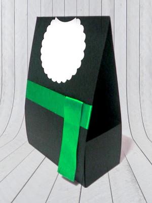 Arquivo silhouette Caixa de formatura