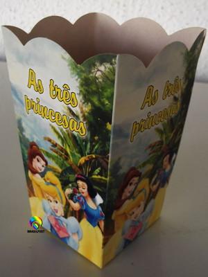 Cachepot Pipofest Três Princesas (01 un)