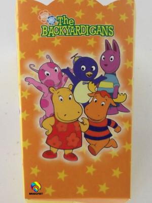 Cachepot Pipofest Backyardigans (01 un)