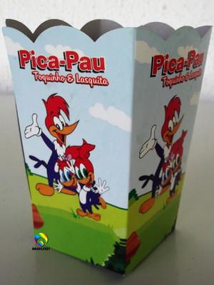 Cachepot Pipofest Pica Pau Sobrinhos (01 un)