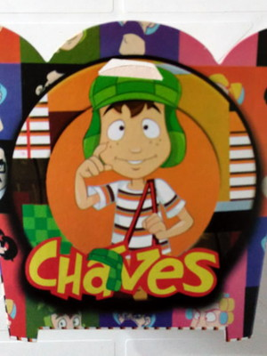 Cachepot Chaves (01 un)