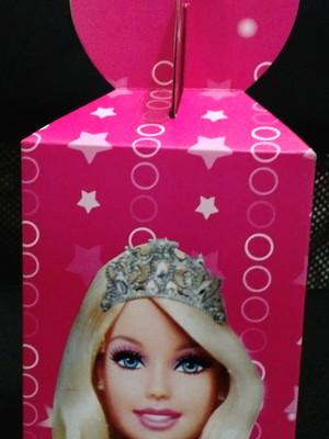 Caixa Fest Surpresa Barbie Nova Arte (01 unid.)