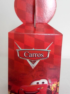 Caixa Fest Surpresa Carros (01 unid.)