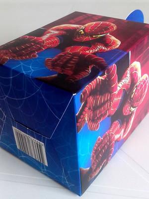 Caixa Fest Surpresa Homem Aranha (01 unid.)