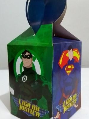 Caixa Fest Surpresa Liga da Justiça (01 unid.)