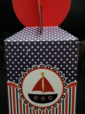 Caixa Fest Surpresa Marinheiro (01 unid.)