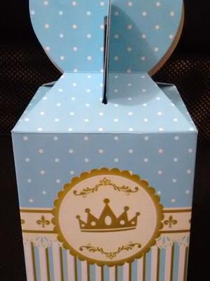 Caixa Fest Surpresa Realeza Coroa Azul (01 unid.)
