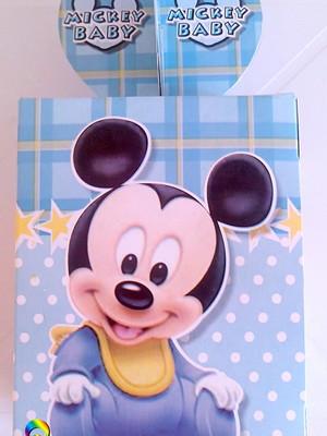 Caixa Fest Surpresa Mickey Baby (01 unid.)