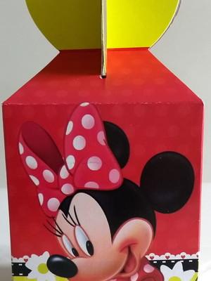 Caixa Fest Surpresa Minnie (01 unid.)