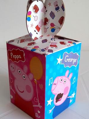 Caixa Fest Surpresa Peppa Pig (01 unid.)