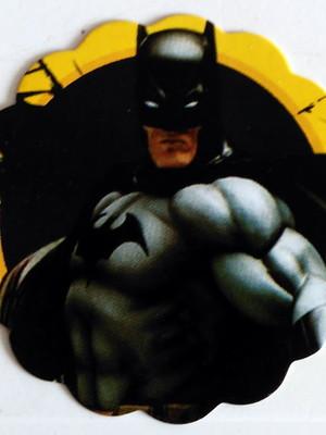 Aplique Pequeno Batman (30 unid.)