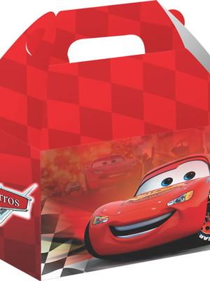 Caixa Box Pequena Carros (01 unid.)