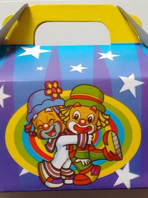 Caixa Box Pequena Patati Patata (01 unid.)