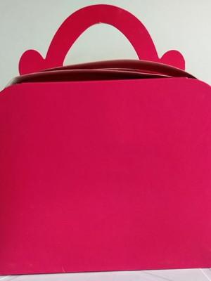 Caixa Maleta Lisa Pink (01 unid.)