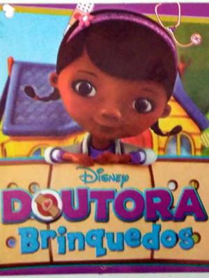 Tampa Marmitinha Doutora Brinquedo (10 unid.)