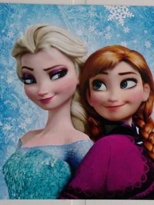 Tampa Marmitinha Frozen (10 unid.)