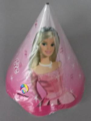 Chapéu Aniversario Barbie (08 unid.)