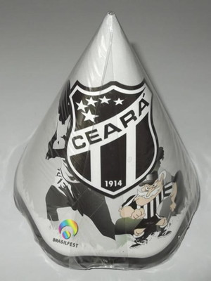 Chapéu Aniversario Ceara (08 unid.)