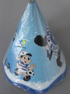 Chapéu Aniversario Cruzeiro (08 unid.)