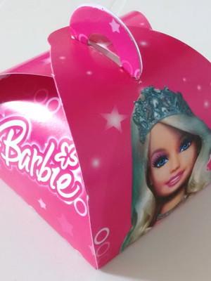 Caixa Trufa Barbie (01 unid.)