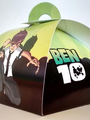 Caixa Trufa Ben 10 (01 unid.)