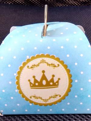 Caixa Trufa Coroa Azul (01 unid.)