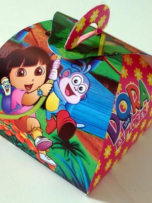 Caixa Trufa Dora Aventureira (01 unid.)