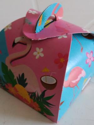 Caixa Trufa Flamingo (01 unid.)