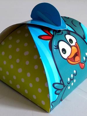 Caixa Trufa Galinha Pintadinha (01 unid.)
