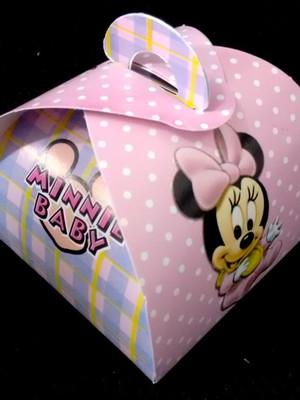 Caixa Trufa Minnie Baby (01 unid.)