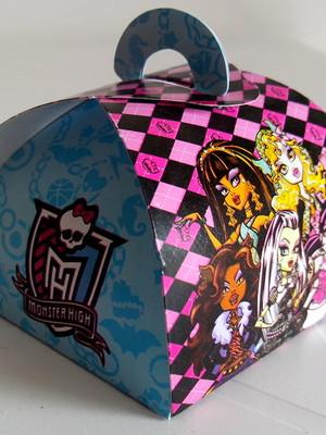 Caixa Trufa Monster High (01 unid.)