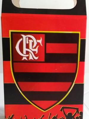 Caixa Surpresa Flamengo (08 unid.)
