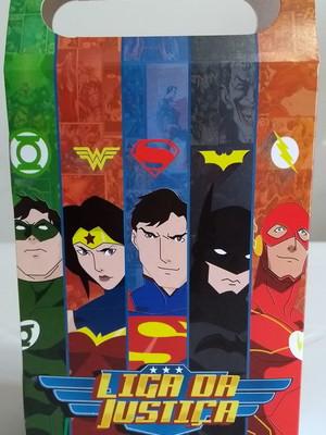 Caixa Surpresa Liga da Justiça (08 unid.)
