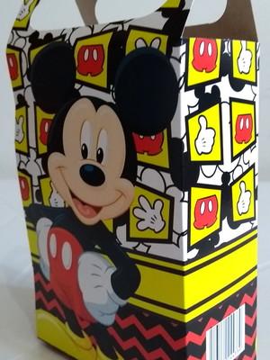 Caixa Surpresa Mickey Nova Arte (08 unid.)
