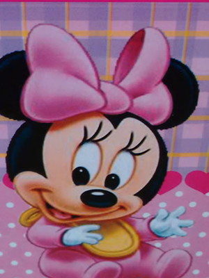 Caixa Surpresa Minnie Baby (08 unid.)