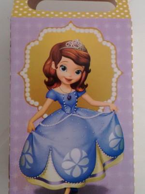 Caixa Surpresa Princesinha Sofia (08 unid.)
