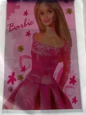 Sacola Plastica Barbie Rosa (10 unidades)