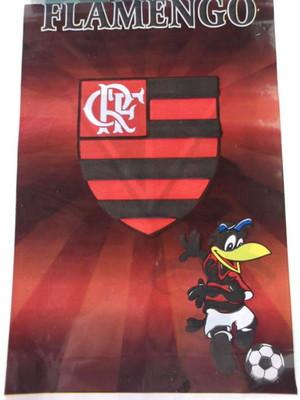Sacola Plastica Flamengo (10 unidades)