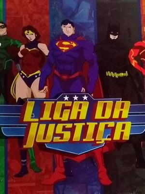 Livrinho Colorir Liga da Justiça (01 unid.)