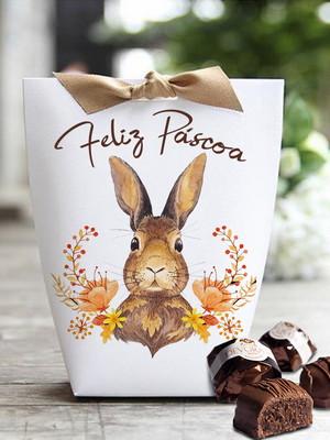 Arquivo silhouette embalagem para chocolates