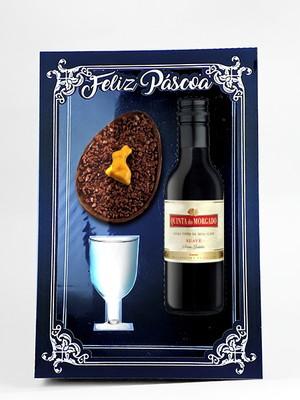 Arquivo silhouette Ovo de Colher e Mini Vinho