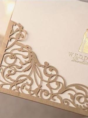 Arquivo de corte envelope rendado arabesco